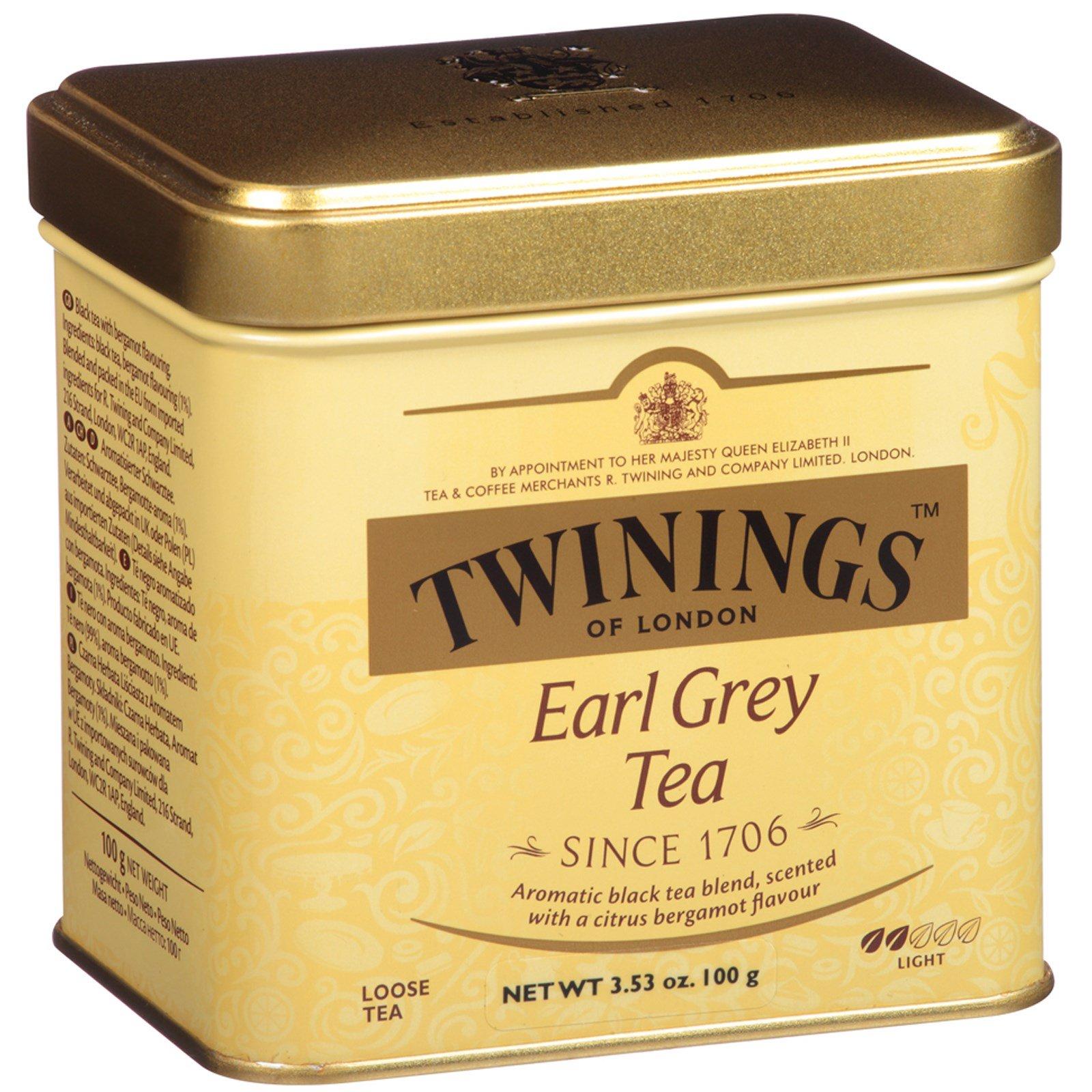 شاي ايرل جراي